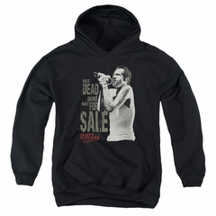 Scott Weiland Youth Hoodie Not Dead Black Kids Hoody