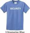 Security Guard Kids Shirt