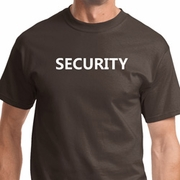 Security Guard Mens Shirts