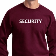 Security Guard Sweatshirt