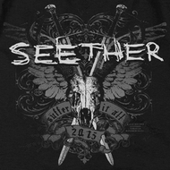 Seether Suffer Shirts