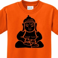 Shadow Buddha Kids Yoga Shirts