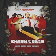 Shaun Of The Dead Poster Shirts