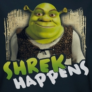 Shrek Happens Shirts