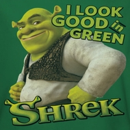 Shrek Looking Good Shirts