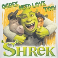 Shrek Ogres Need Love Shirts