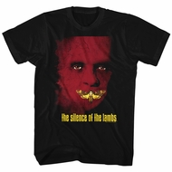Silence Of The Lambs Shirt Buffalo Bill Black T-Shirt