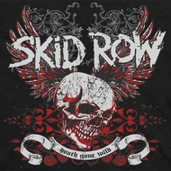 Skid Row Winged Skull Shirts