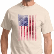 Skull in American Flag Shirts