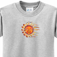 Sleeping Sun Kids Yoga T-shirts