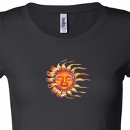 Sleeping Sun Ladies Yoga Shirts