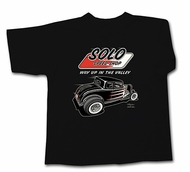 Solo Speed Shop Kids T-Shirt - '32 Ford Classic Youth Tee Shirt