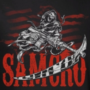 Sons Of Anarchy Acronym Shirts