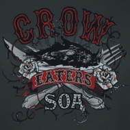 Sons Of Anarchy SOA Eat Moe Crow Shirts