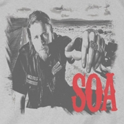 Sons Of Anarchy SOA Jax Block Shirts