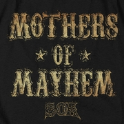 Sons Of Anarchy SOA Mothers Of Mayhem Shirts