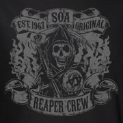 Sons Of Anarchy Original Reaper Crew Shirts