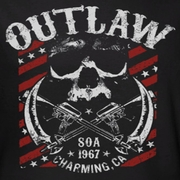 Sons Of Anarchy SOA Outlaw Shirts