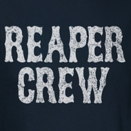 Sons Of Anarchy SOA Reaper Crew Shirts
