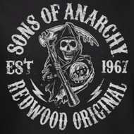 Sons Of Anarchy SOA Redwood Originals Shirts