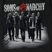 Sons Of Anarchy SOA Rolling Deep Shirts