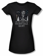 Sons Of Anarchy Shirt Juniors Fairytale Baby Black Tee T-Shirt
