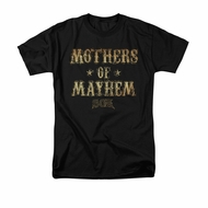 Sons Of Anarchy Shirt Mothers Of Mayhem Black T-Shirt