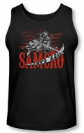 Sons Of Anarchy Tank Top Acronym Black Tanktop