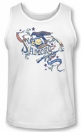 Sons Of Anarchy Tank Top Crow Eaters White Tanktop