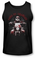 Sons Of Anarchy Tank Top Ride On Black Tanktop