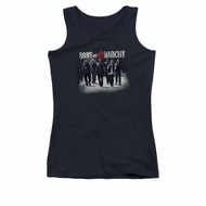 Sons Of Anarchy Tank Top Rolling Deep Black Tanktop