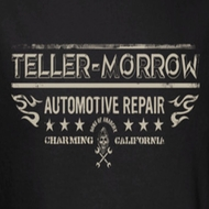 Sons Of Anarchy Teller Morrow Shirts