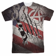 Sons Of Anarchy United Sons Of America Sublimation Shirt