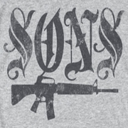 Sons Of Anarchy Worn Son Shirts