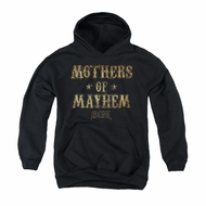 Sons Of Anarchy Youth Hoodie Mothers Of Mayhem Black Kids Hoody