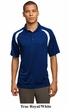 Sport Tek Polo Shirt Sport Dry Zone Colorblock Raglan