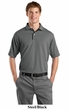 Sport Tek Polo Sport Shirt Dri Mesh With Tipped Collar And Piping