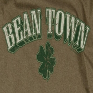 St. Patrick's Day Bean Town Shirts