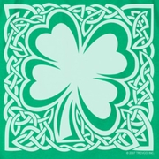 St. Patrick's Day Celtic Clover Shirts