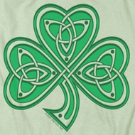 St. Patrick's Day Celtic Shamrock Shirts