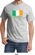 St Patrick's Day Distressed Ireland Flag Shirt