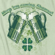 St. Patrick's Day Green Beer Shirts