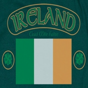 St. Patrick's Day Ireland Flag Shirts