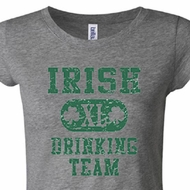 St Patrick's Day Ladies Shirts