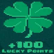 St. Patrick's Day Lucky Points Shirts