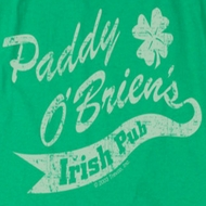 St. Patrick's Day Paddy O'briens Irish Pub Shirts