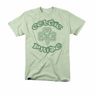 St. Patrick's Day Shirt Celtic Pride Adult Wasabi Tee T-Shirt