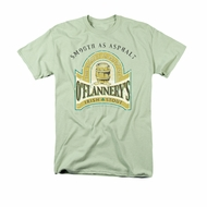 St. Patrick's Day Shirt O'Flannery's Adult Wasabi Tee T-Shirt