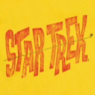 Star Trek Comic Logo Shirts