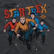 Star Trek Deep Space Thrills Shirts